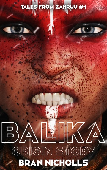 Balika: Origin Story (Balika: Child of Winter #1)