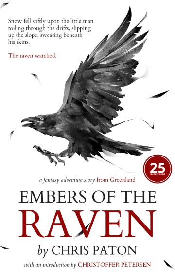 Embers of the Raven (The Christmas Raven #1)