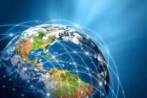 digitale Verwaltung durch Vernetzung der Weltkugel