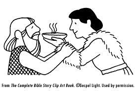 Bible sermon: Esau selling his birthright « Deliverance