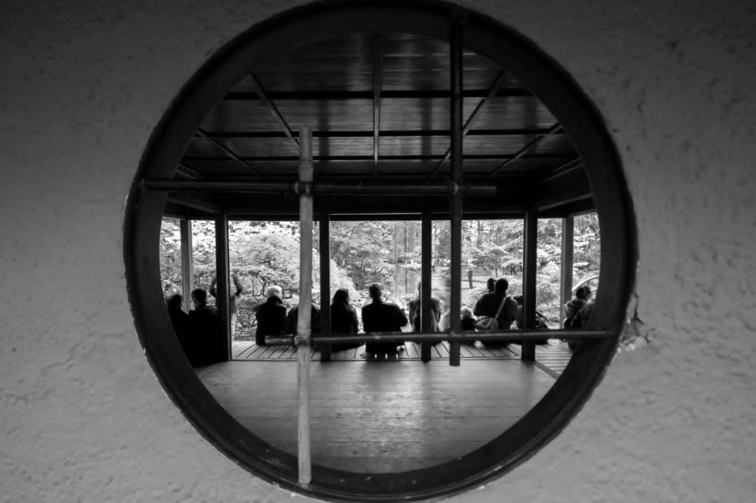 personnes enso - Enso cercle japonais : invitation à la méditation