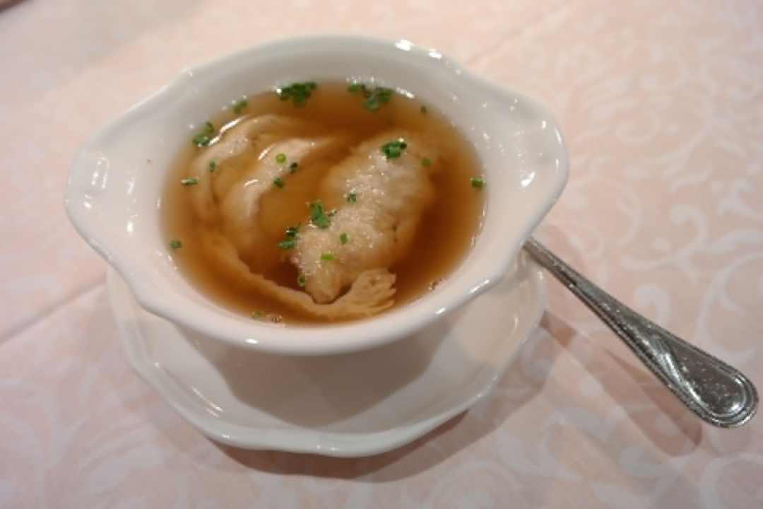 bouillon chine - Aliment médicament, ma recette favorite