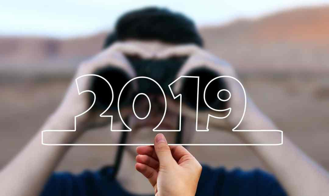 2019 1 - 2019 : la voie de la réalisation