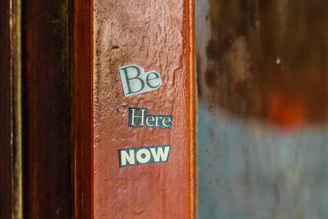 présent - Apprendre à Vivre le Moment Présent | Le Pouvoir de l'Instant Présent