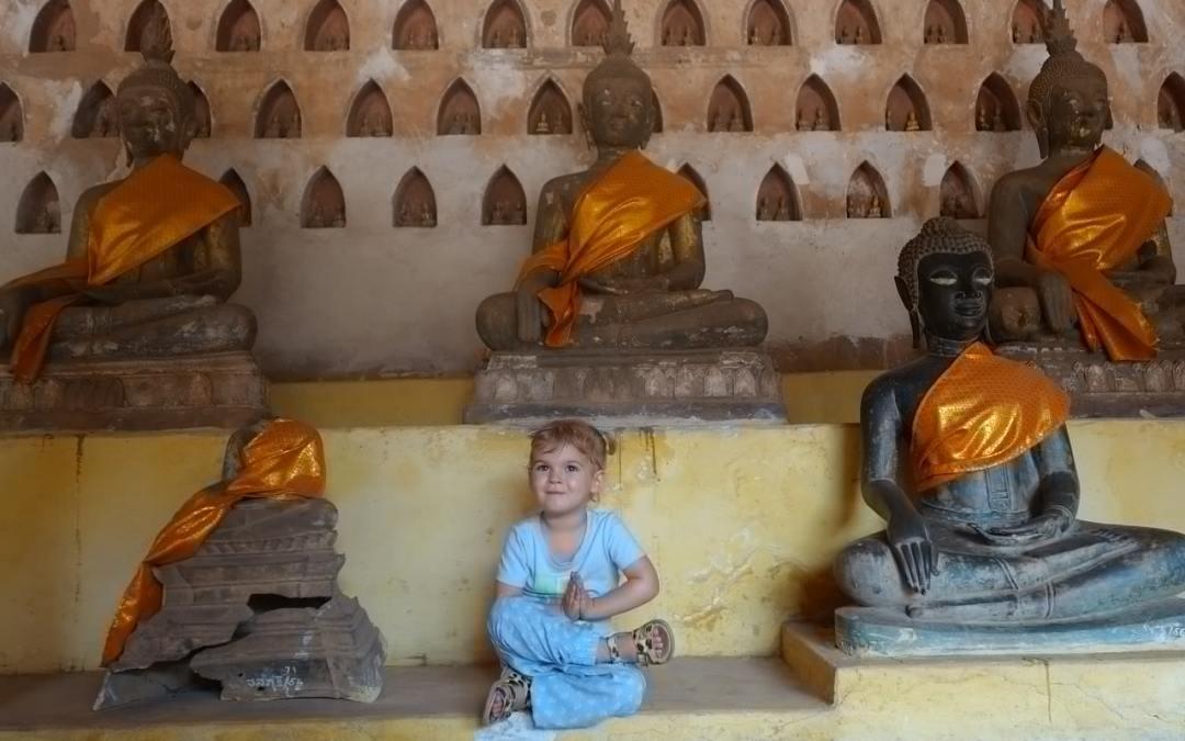 Méditation pour les petits