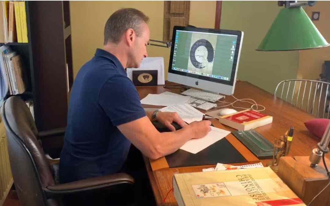 Entretien avec Christophe Lorreyte – La mission du coach en méditation