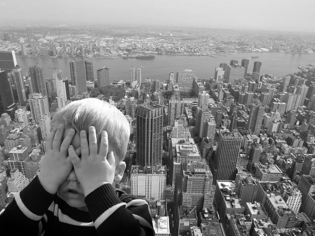 peur du vide NY - Eloge de la simplicité (Première partie)