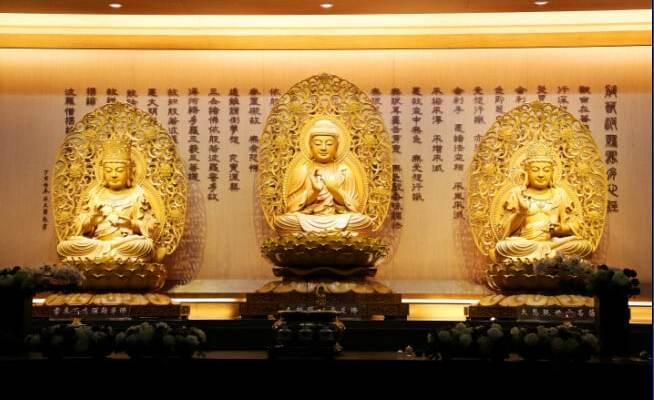 Les 3 Véhicules Du Bouddhisme