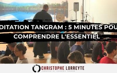Méditation Tangram : 5 minutes pour comprendre l'essentiel de cette pratique