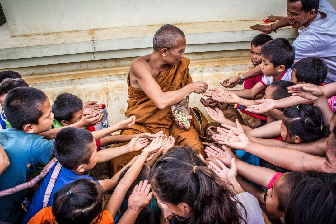 Le grand véhicule dans le Bouddhisme