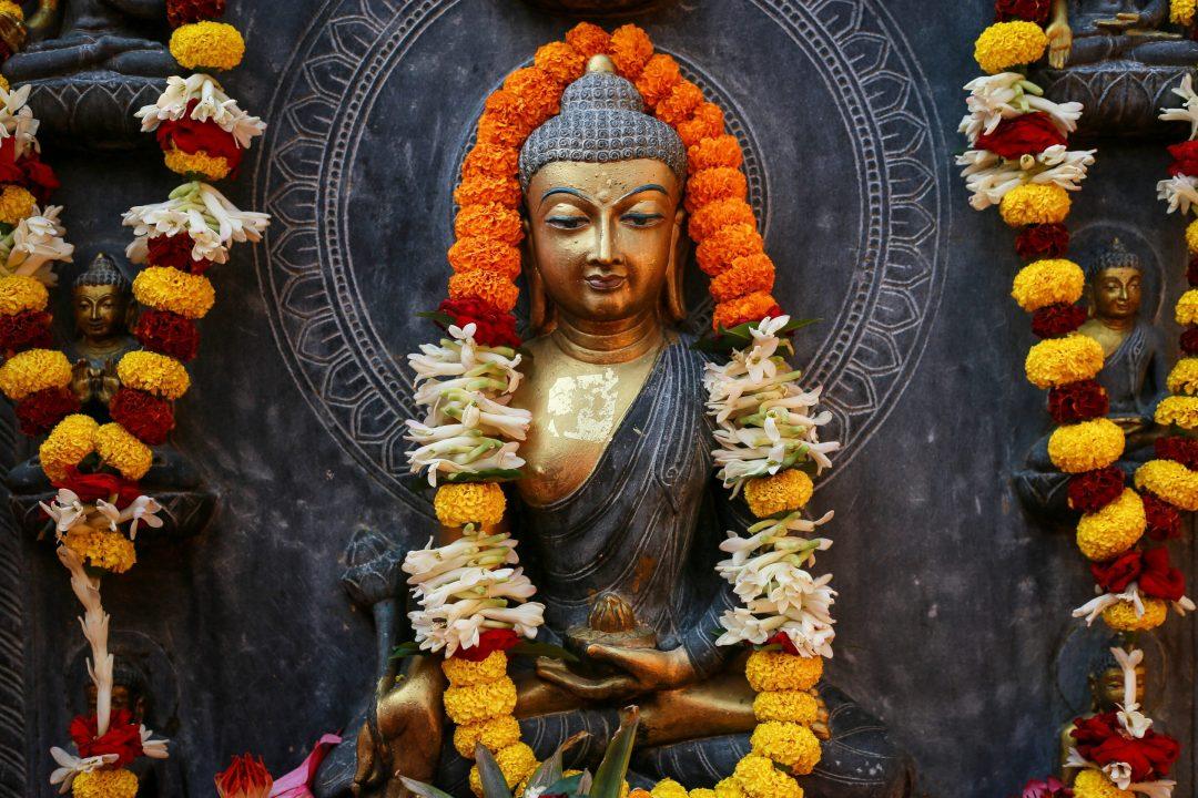 L'enfance et la jeunesse de Bouddha