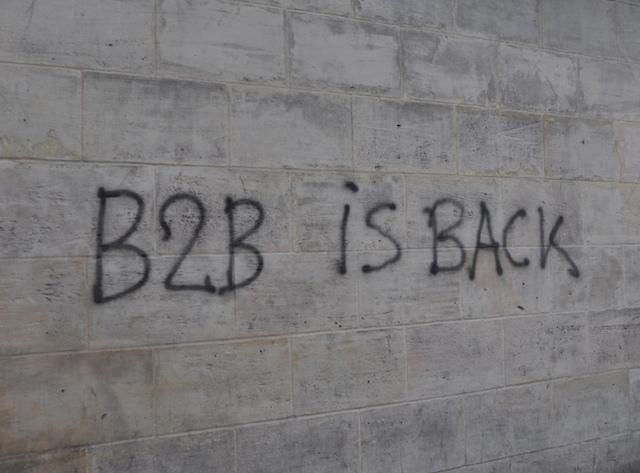 B2B back