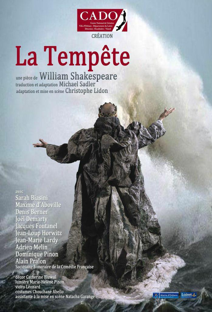 La Tempête (shakespeare) : tempête, (shakespeare), Tempete