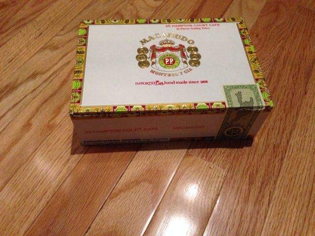 Cigar Box for Ukulele