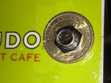 Coin washer