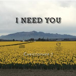 I Need You CD Label