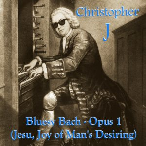 Bluesy Back Opus 1 Cover Art
