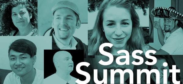 Sass Summit speaker montage