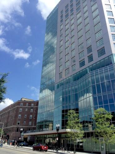 Berklee 160 Building