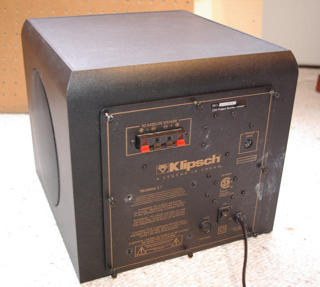 2 Speaker 1 Subwoofer Wiring