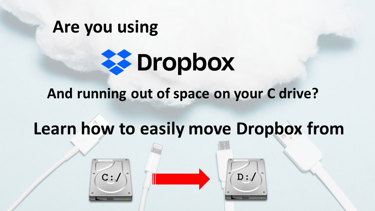 Dropbox taking up alot of space?