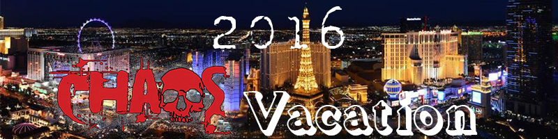 2016 Vacation banner