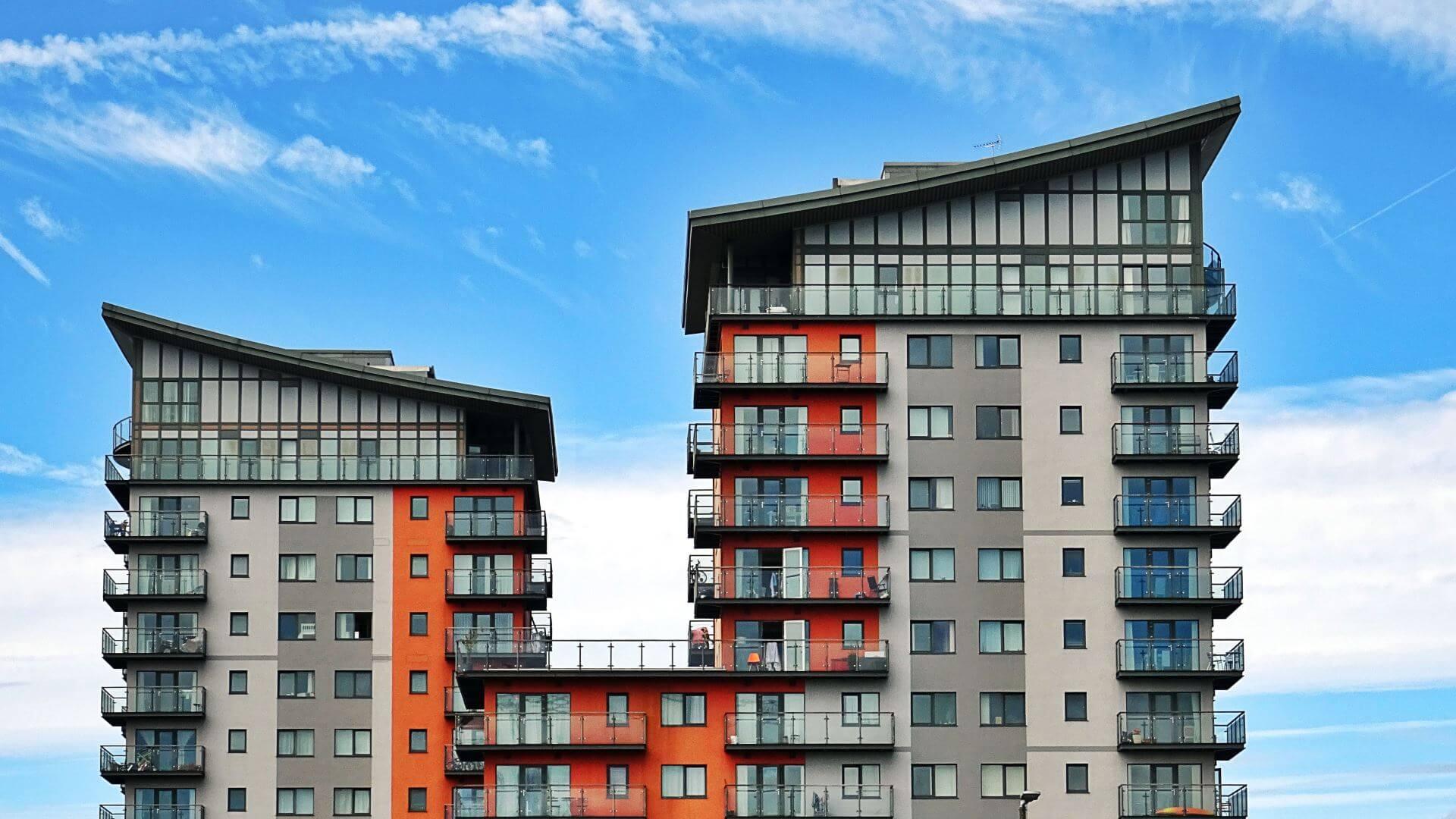 Christopher Clarke - Apartment Block