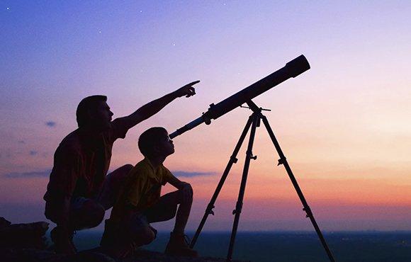 Stargazing in Christopher Creek AZ