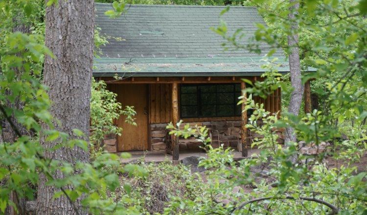 Fisherman's Cabin in Christopher Creek