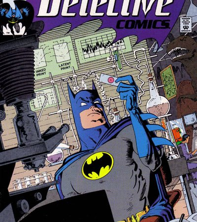Detective Comics #619 In 10 Panels Or Less