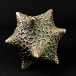 #149. 6″ x 6″ x 6″ (cast bronze)