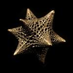 # 150. 8″ x 8″ x 8″ (cast bronze)