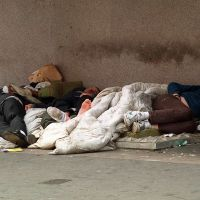 Time to stop the rough sleepers