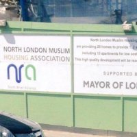 Muslim only ghettos being built by London Mayor
