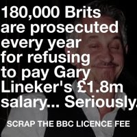 Scrap the BBC licence fee