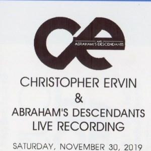 Live Recording Event Ticket
