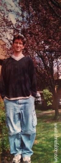 Chris 2001