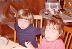 Chris and Mel 1979