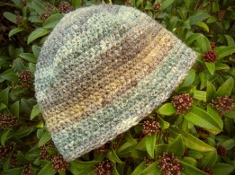 crochet gift accessories hat cap natural handmade