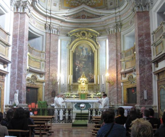S. Pancraziovespers (Art Monastery) Calvi dell'Umbria
