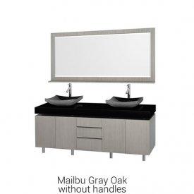 "Malibu Gray Oak Without Handles | Available Sizes 48"""