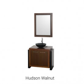 """Hudson Walnut 