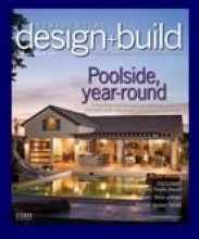 Residential Design + Build magazine highlights both the Greenwich and Hudson vanities to their readers.