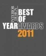 Interior Design Magazine's Best of the Year Awards included The Greenwich from The C.G. Collection as a nominee for 2011 Product of the Year..