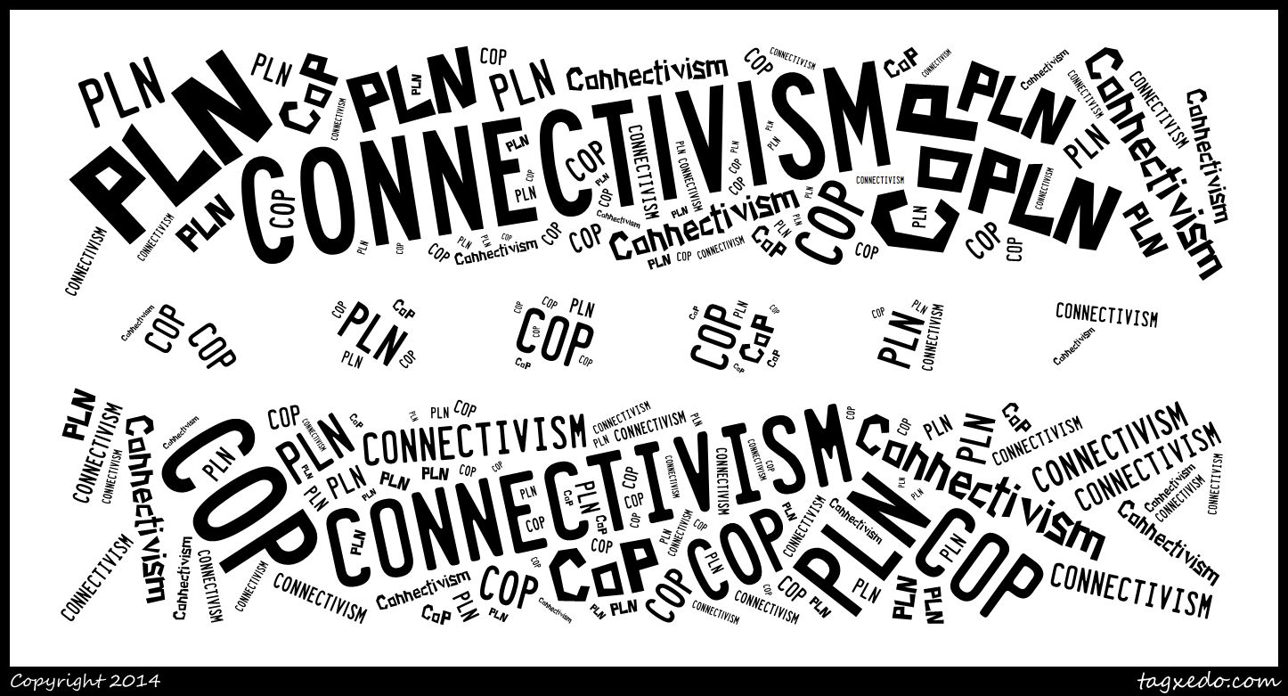 Creative Expression of CoP's, PLN's, and Connectivism