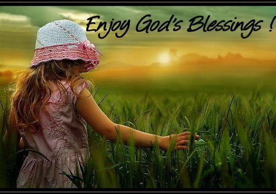 Gods Special Blessing Contemplative Catholic
