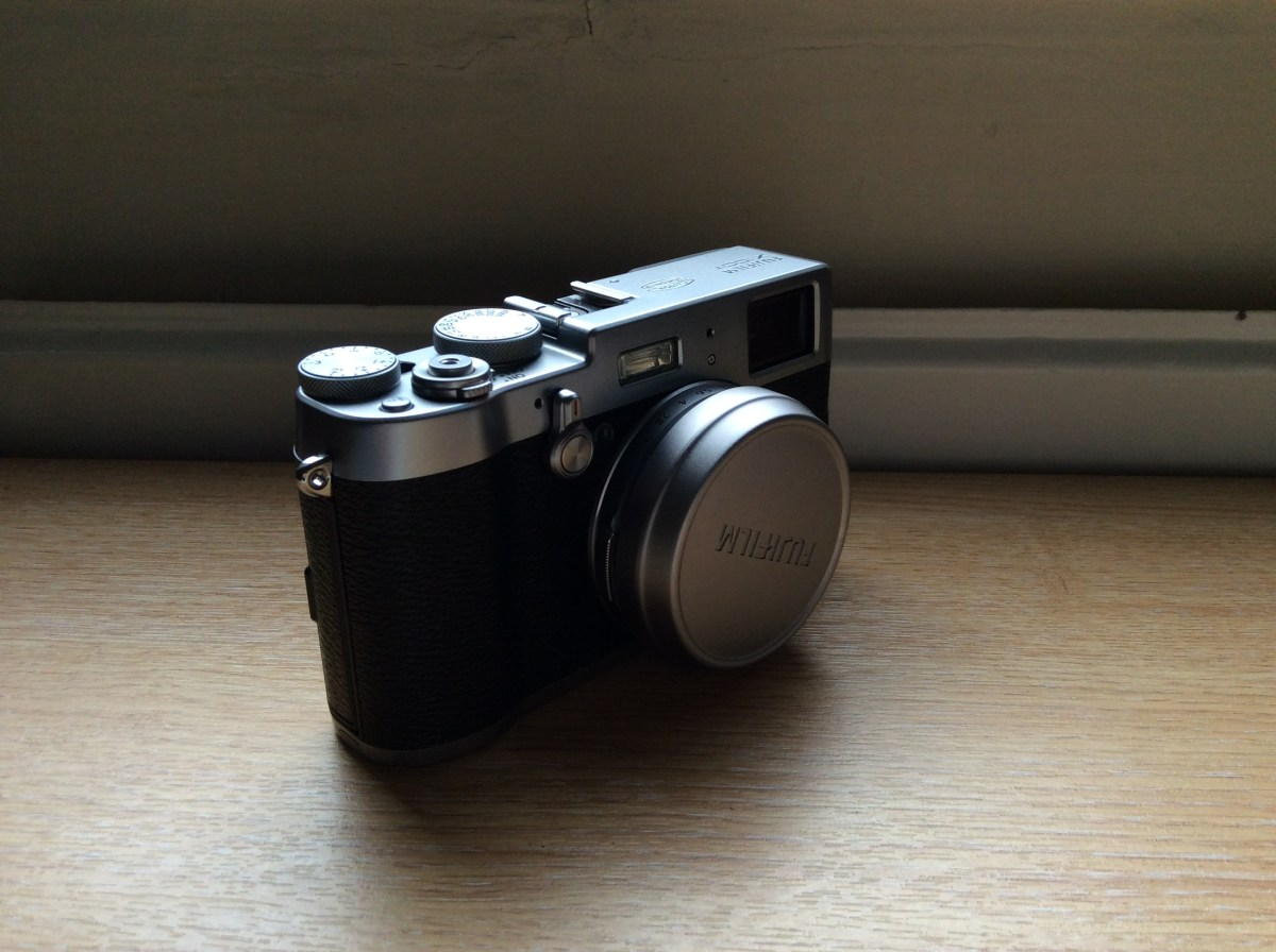 Why I Have No Plan of Upgrading to the Fuji X100F