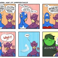Avengers: Age of Unrepentance