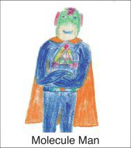 Icon-Molecule Man