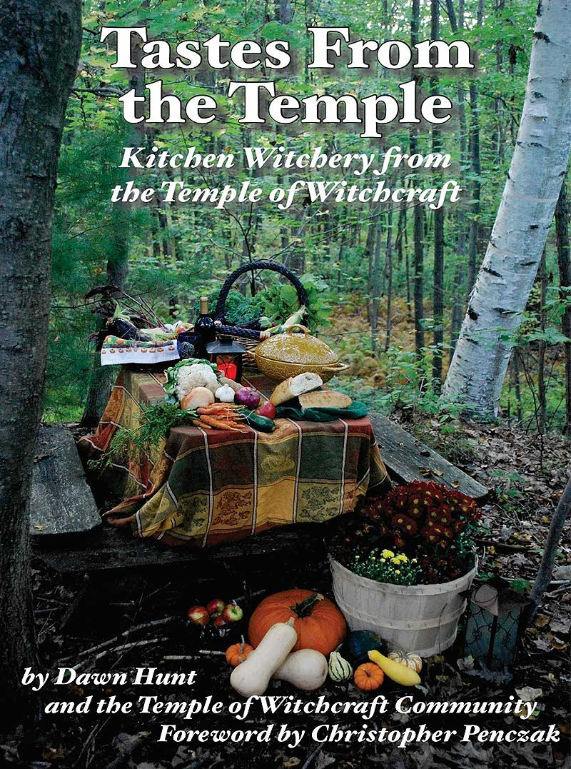 Tastes of the Temple